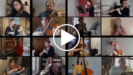 L'Orchestre National de Lyon joue L'Arlésienne de Georges Bizet